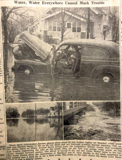 Throwback photo — From issue of Thursday, March 30, 1950