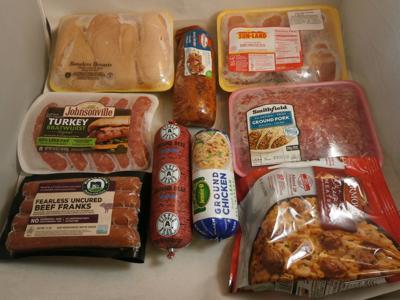 Mega meat pack