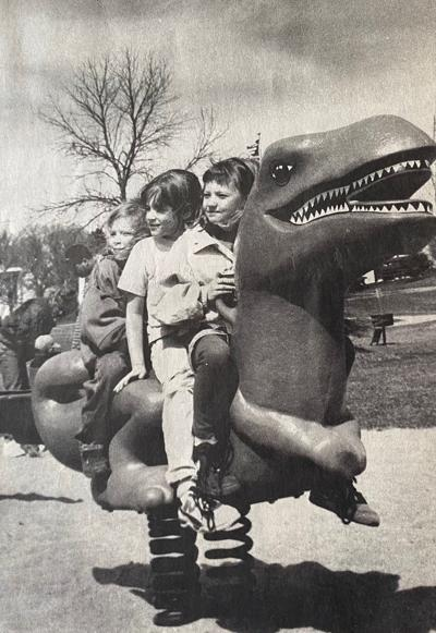 1996 Hutchinson playground