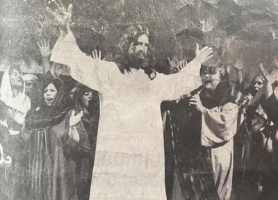 Peter Kalenberg as Jesus