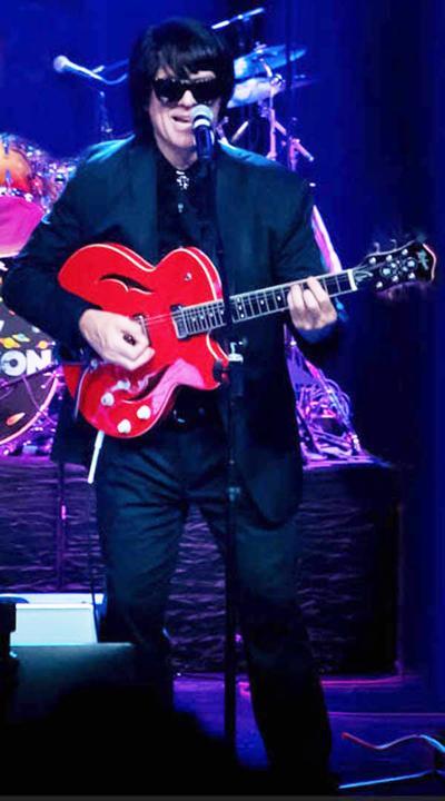 David K as Roy Orbison