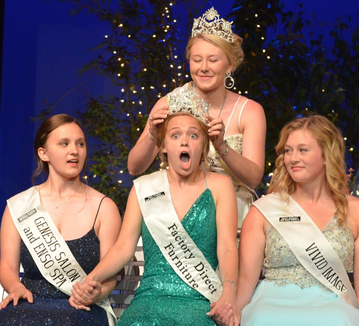 2019 Miss Hutchinson crowned