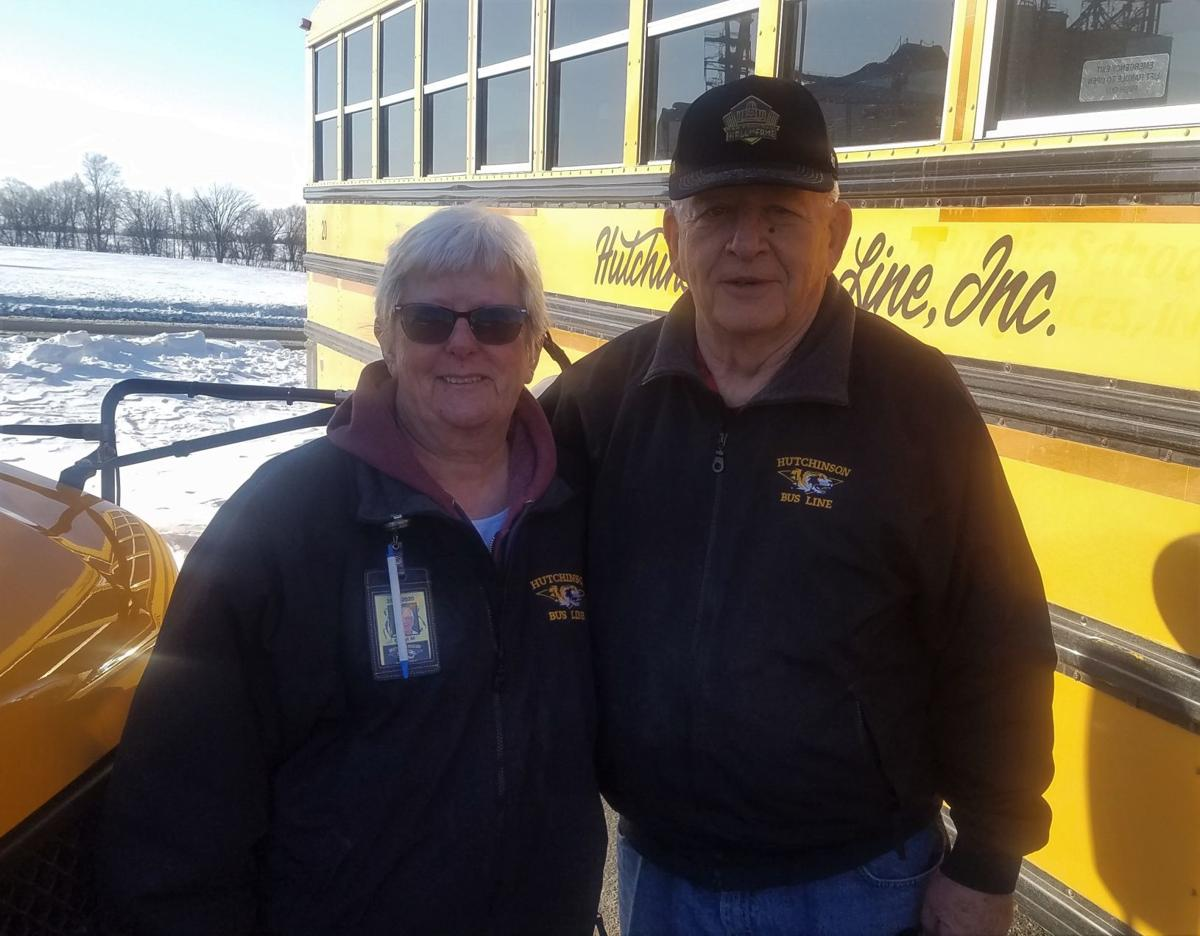 School bus drivers
