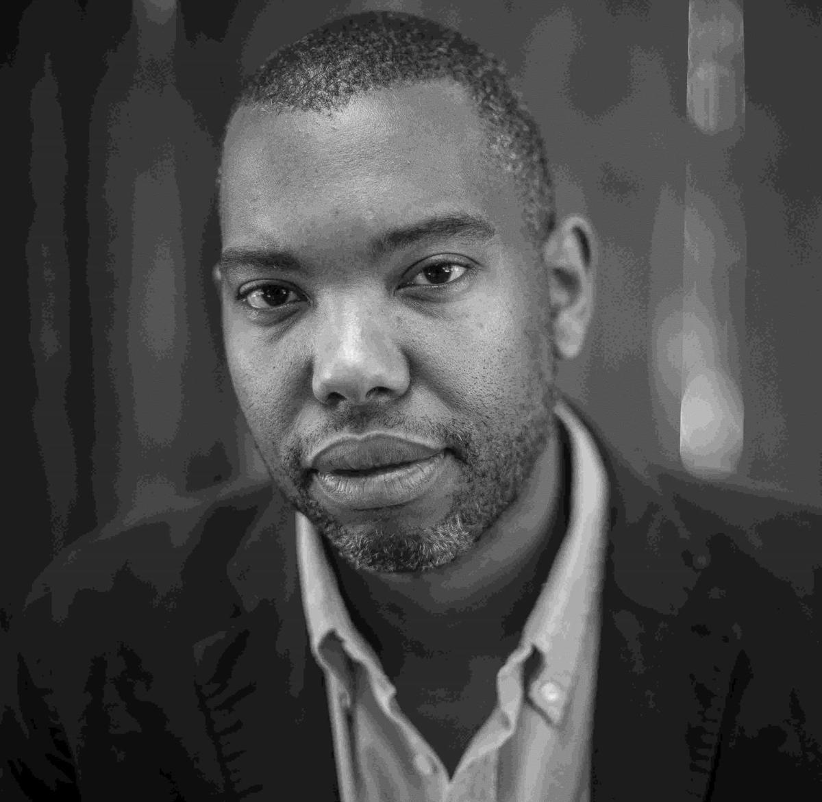 Author Ta-Nehisi Coates