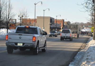 Traffic on Main Street 2