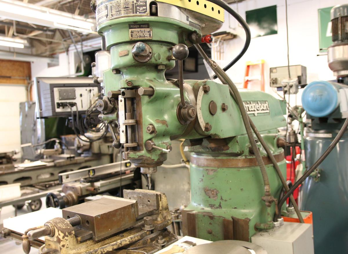 Bridgeport Milling Machine '60s