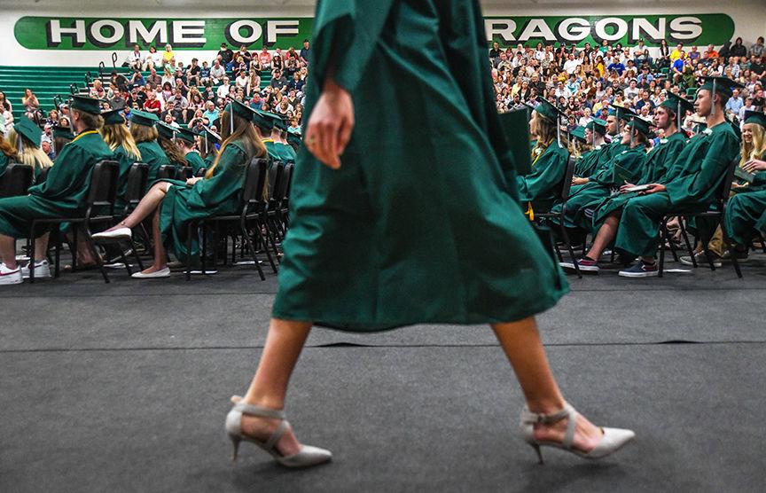 LHS Class of 2019 graduation ceremony
