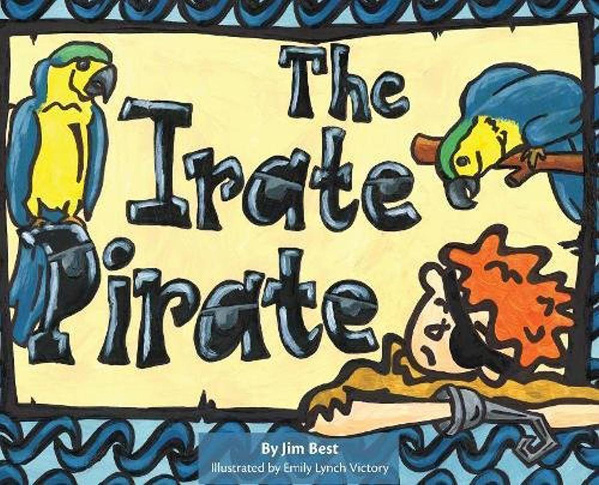 The Irate Pirate book cover