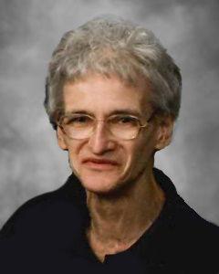 Bernice Moritz, 82