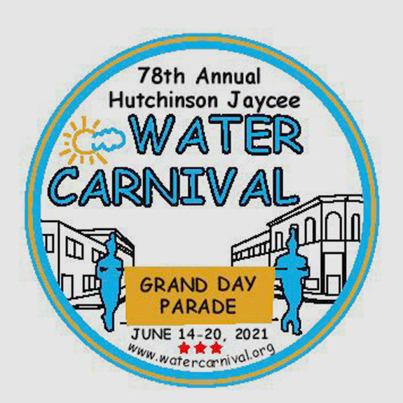2021 Water Carnival Button