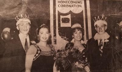 1994 HHS Homecoming court