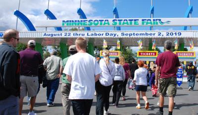 State Fair gate photo