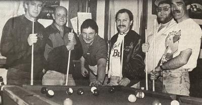 The Lamplighter II No. 1 team 1996