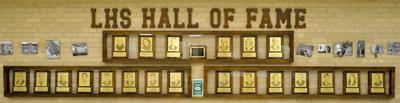 Hall of Fame display