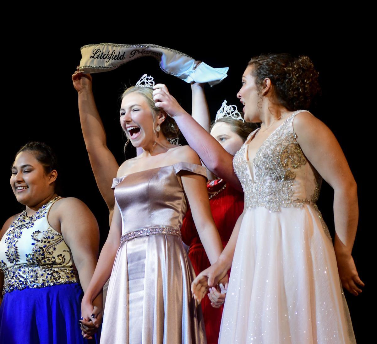 Ellery Jones crowned princess