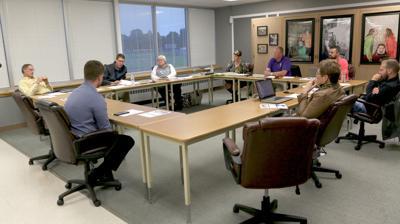 litch. school board meeting