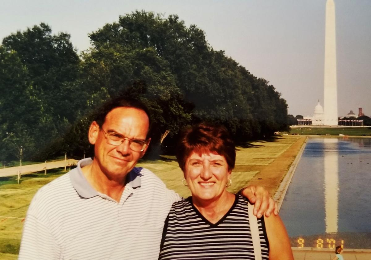 2001 Bob and Genny Schmit of Hutchinson