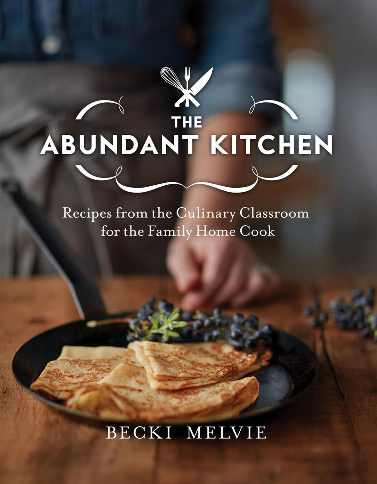 The Abundant Cookbook