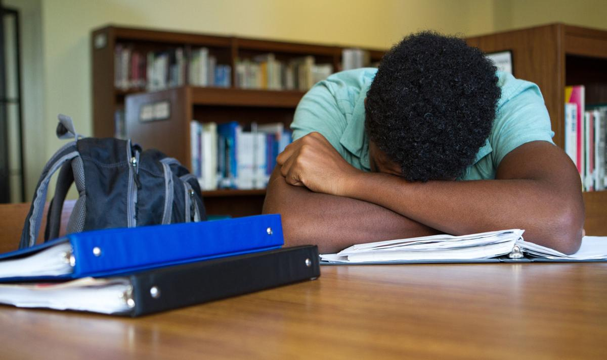 Hard studying