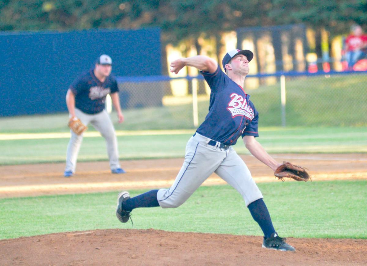 Ridgeway pitching