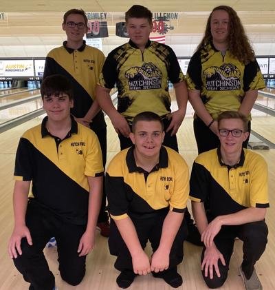 2019 Hutchinson High School bowling team