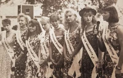 1994 Music the Park with queen candidates