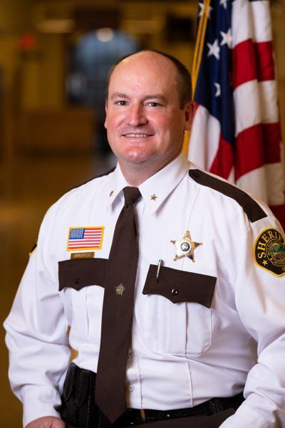 McLeod County Sheriff Tim Langenfeld