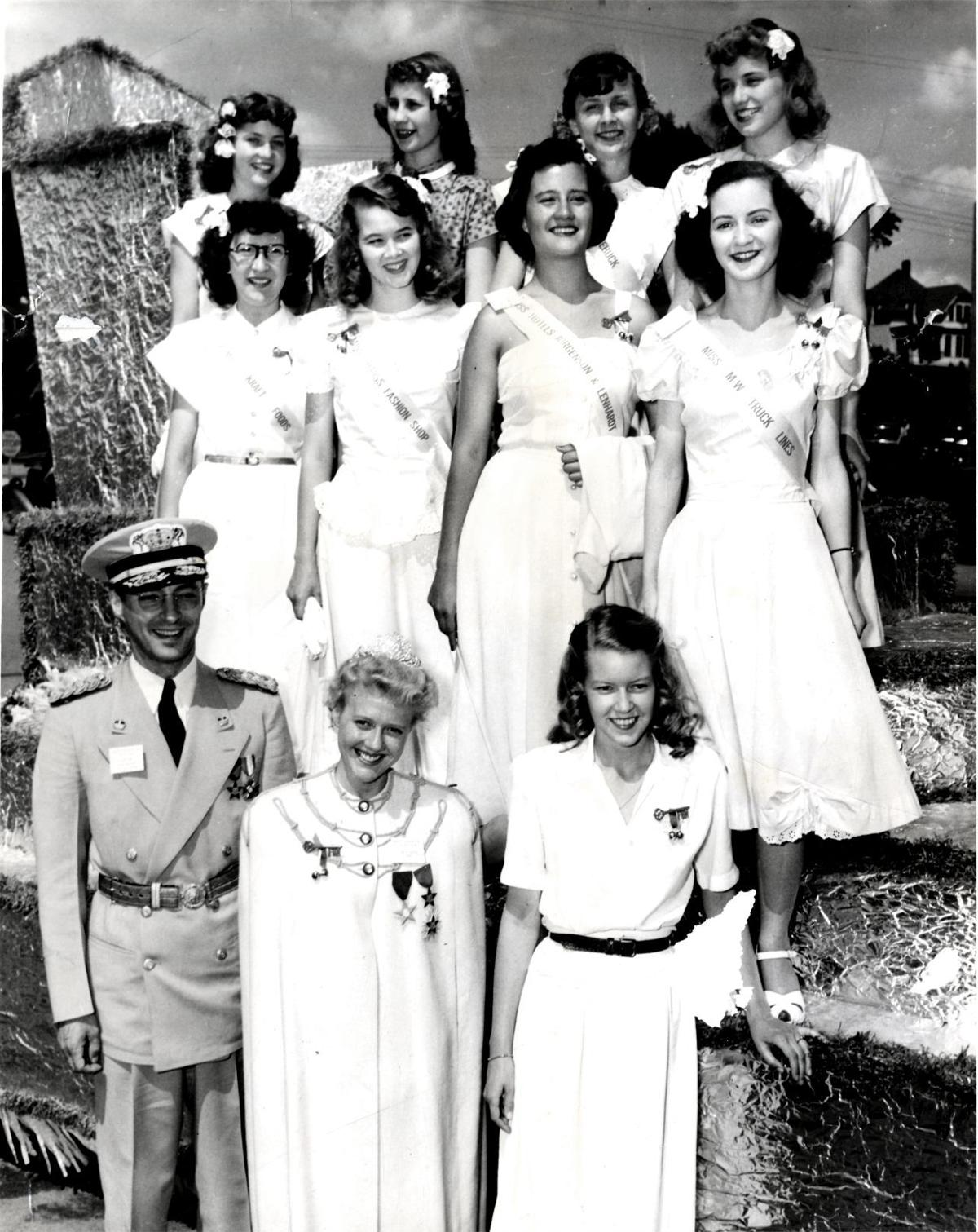 1948 WC Queen Candidates