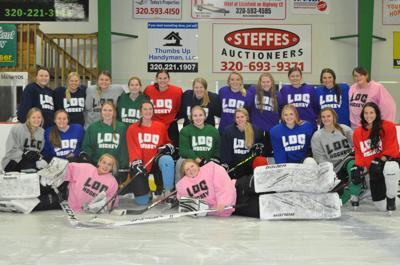 Litchfield girls hockey 2019
