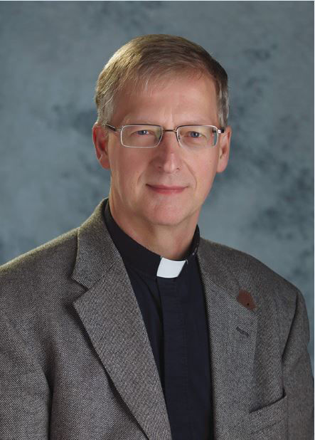 The Rev. Paul Wolf