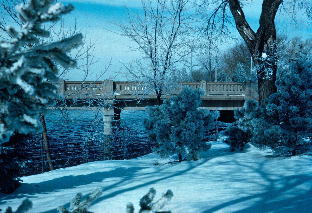 """Main Street Bridge"" by David Tewes"