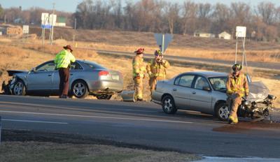 Highway 7/22 crash