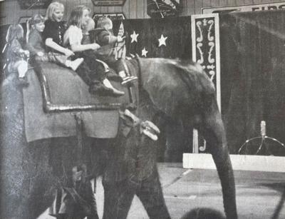 Jose Cole Circus 1996