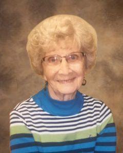 Faith Nelson, 92