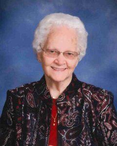 Lois Hoefs, 93