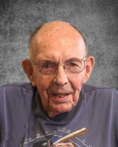 Donald Holmgren, 89