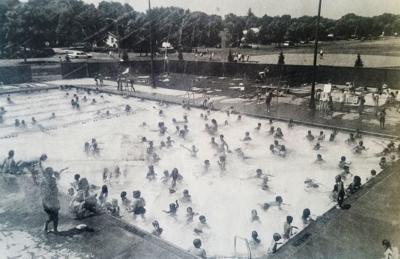 1995 Hutchinson outdoor pool