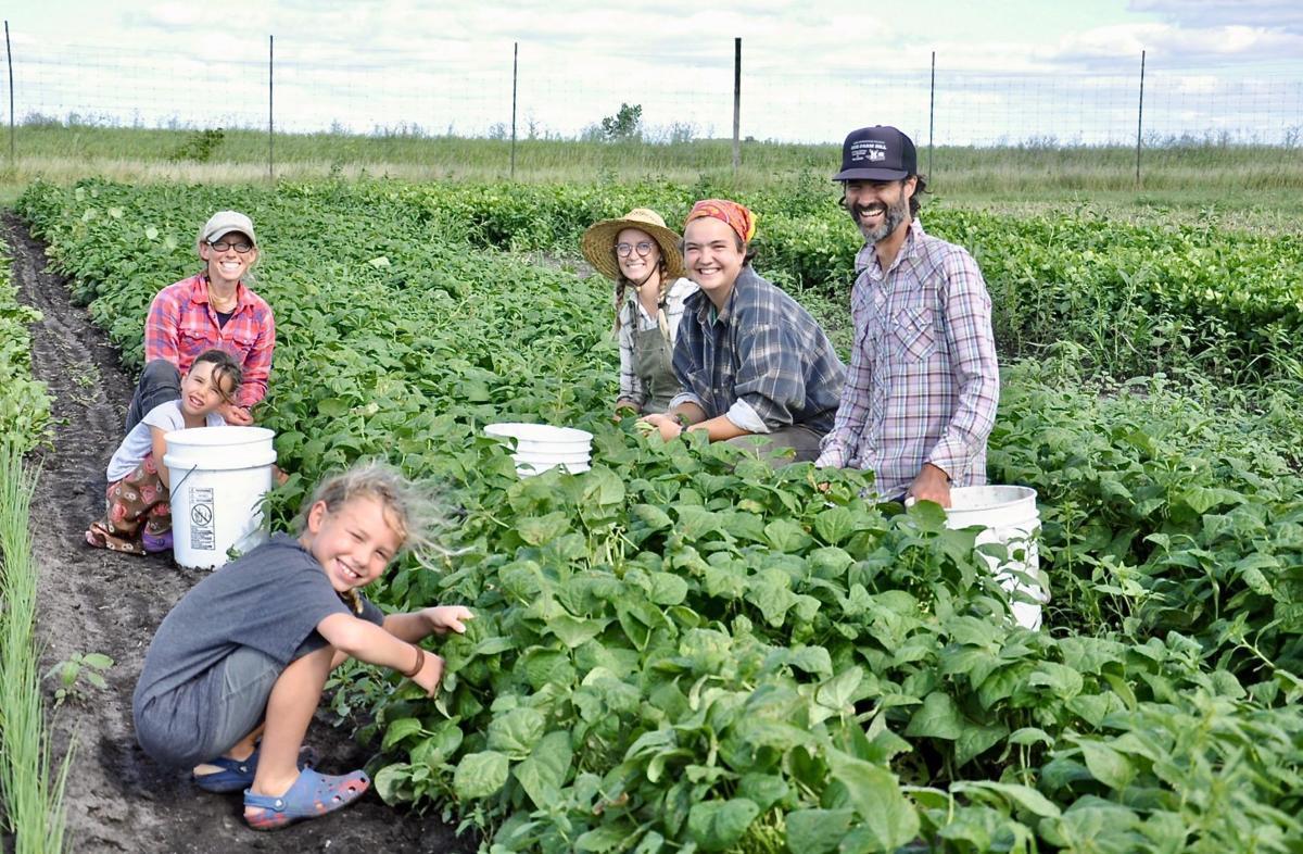 Prairie Drifter Farm crew