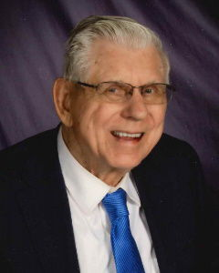 Virgil E. Goebel, 96
