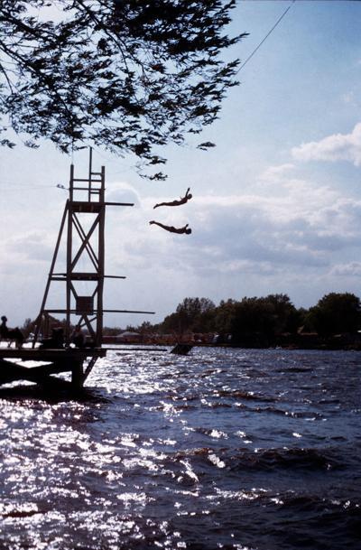 """Hutchinson Jaycee Water Carnival"" by David Tewes"