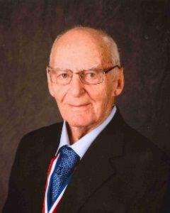 Ralph Geier, 90