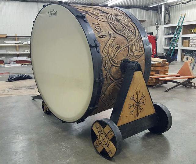 Skol Drum