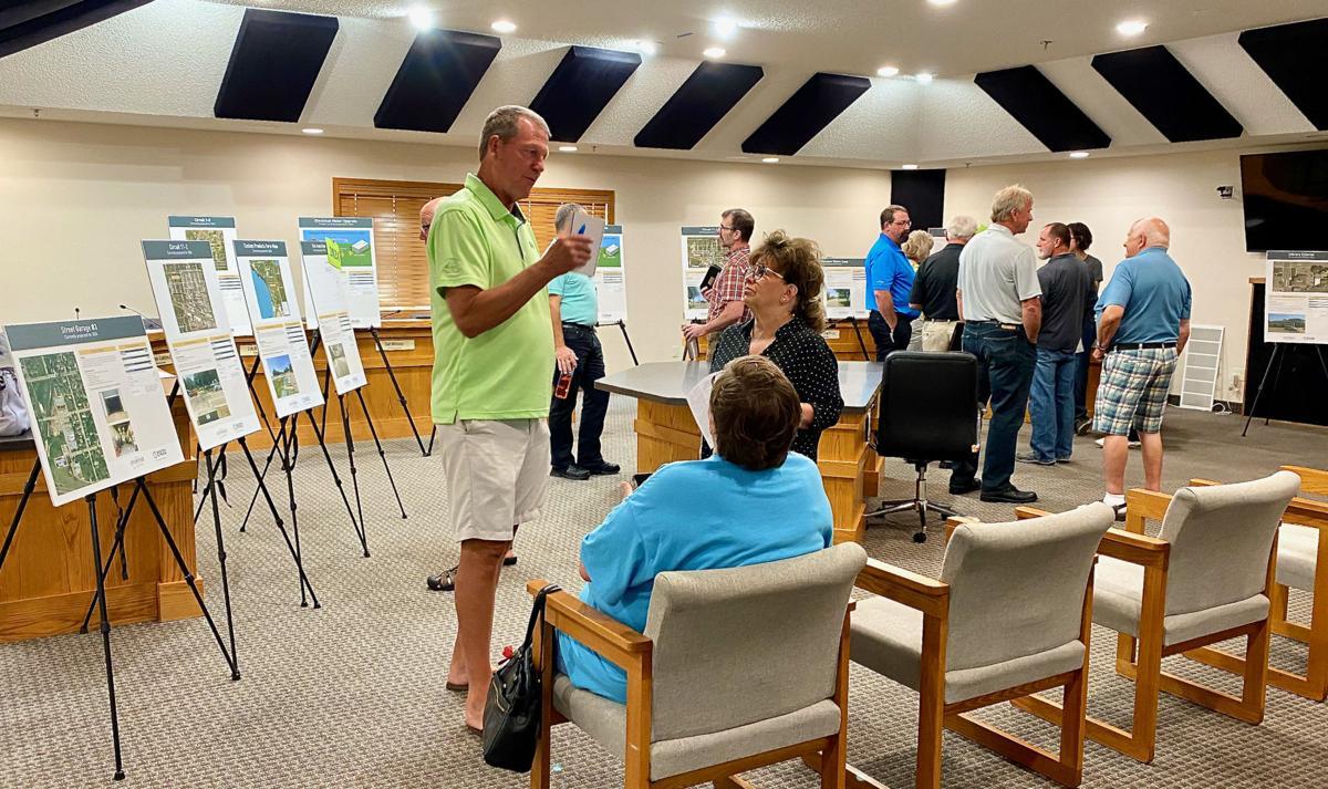 Council members talk