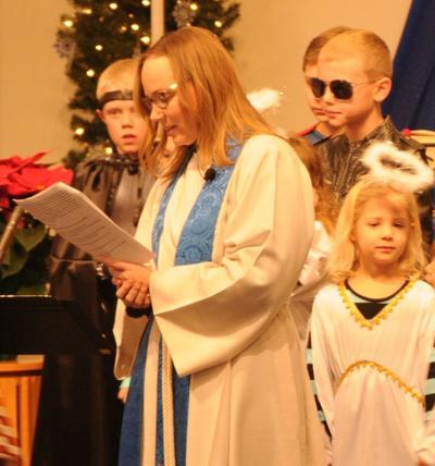 Angela Denker Christmas program