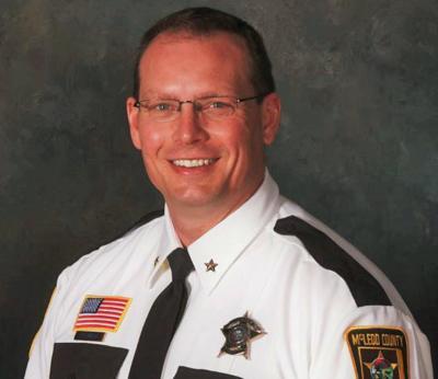 Sheriff Scott Rehman