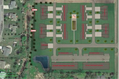 Development map