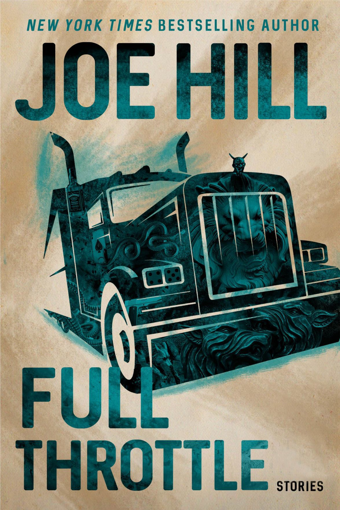 Full Throttle book cover