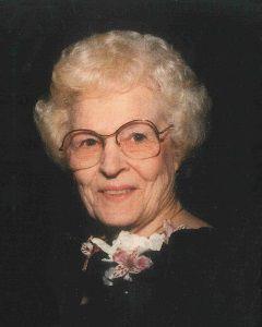Marie Richards, 98
