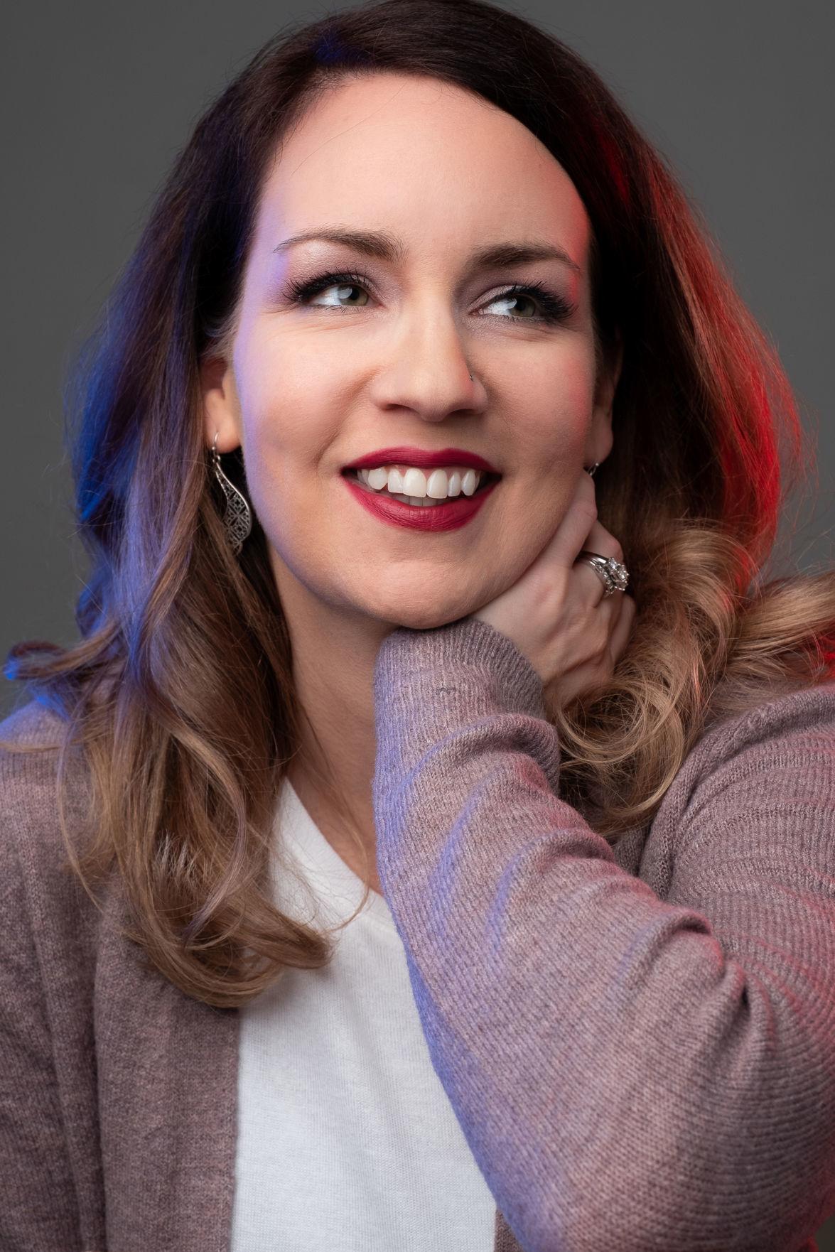 Minnesota author Megan Peterson