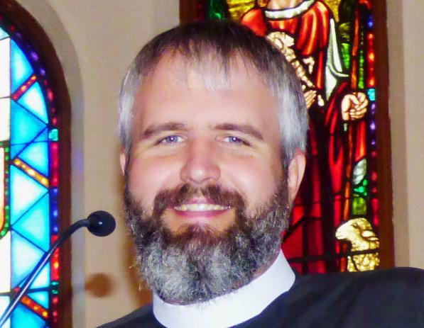 Rev. David Markworth Mug